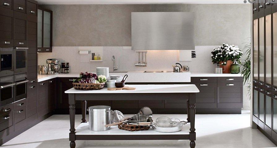 Ciemna Kuchnia Jest Trendy Dekoracje Do Kuchni Inspiracje