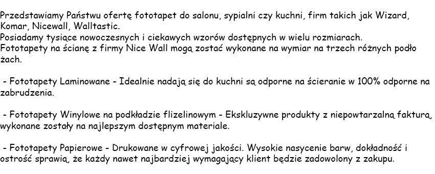Fototapety - Sklep - DecoArt24.pl