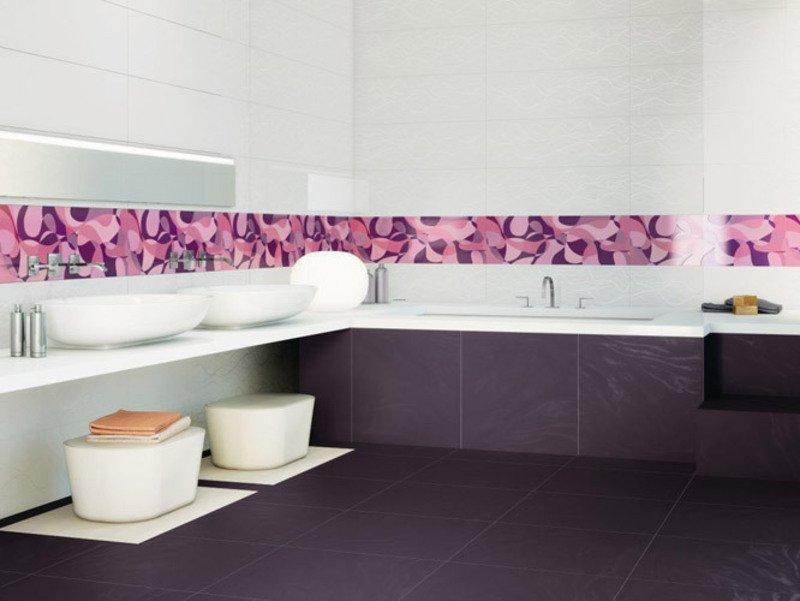Refin ceramic tiles