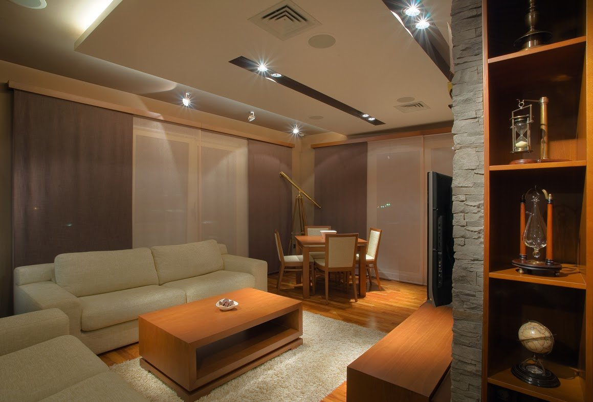Jak urz dzi salon dekoracje do salonu blog - Illuminazione casa moderna ...