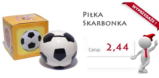 Piłka Skarbonka