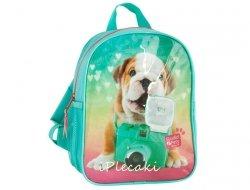 Plecak z Pieskiem do Przedszkola Pies Piesek dla Dziewczyny