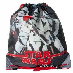 Worek na Obuwie Buty Wf Gimnastyczny Star Wars