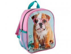 Plecak do Przedszkola Pies Piesek dla Dziewczynki