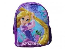 Plecaczek Księżniczka dla Dziewczyny do Przedszkola na Wycieczki