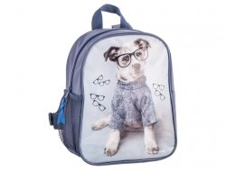 Plecak z Pieskiem dla Przedszkolaka Pies Piesek dla Dziewczynki