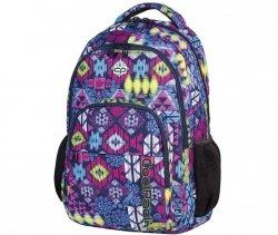 Plecak CP CoolPack Szkolny Młodzieżowy Fioletowy