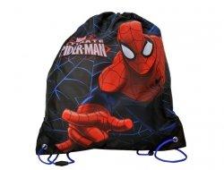 Worek Spider-Man Gimnastyczny na Obuwie dla Chłopaka
