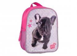 Plecak do Przedszkola z Pieskiem dla Dziewczynki