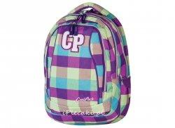 Plecak 2w1 Młodzieżowy CP CoolPack Szkolny w Kratkę