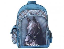 Plecak w Konie Szkolny Koń Konie Dla Dziewczyny do Szkoły