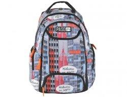 Plecak Młodzieżowy Szkolny Miasto Unique Paso