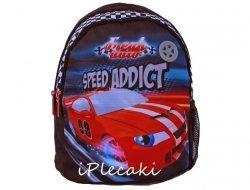 Plecak Auta Cars Auto do Przedszkola na Wycieczki