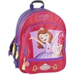 Plecak Księżniczka Zosia Szkolny dla Dziewczyny
