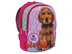 Plecak z Pieskiem Spaniel dla Przedszkolaka Wycieczkowy