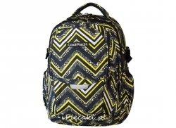 Plecak Szkolny CP Młodzieżowy CoolPack Yellow Chevron