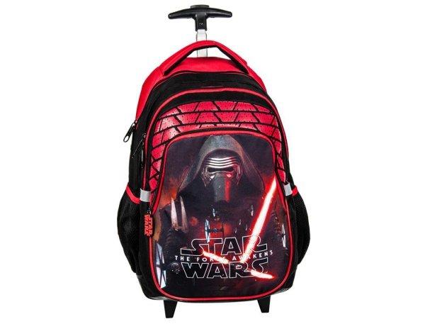 Plecak Star Wars na Kółkach Gwiezdne Wojny dla Chłopaka