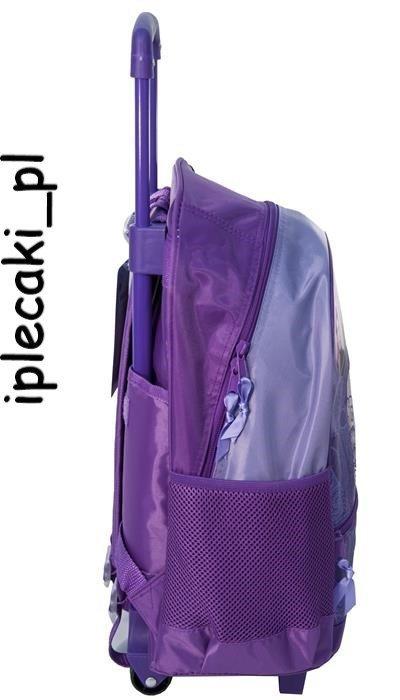 9f9cc64b17070 Plecak na kółkach Trolley Violetta iPlecaki.pl