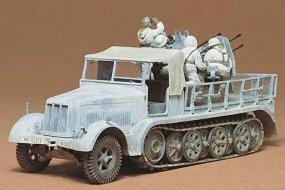 TAMIYA German 8T Half Tr ack Sdkfz 7/1