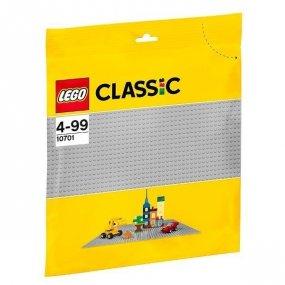 LEGO Classic Szara płytk akonstrukcyjna