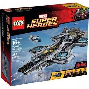Super Heroes The Shield Hellicarrie
