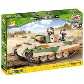 COBI Small Army V Panthe r Ausf