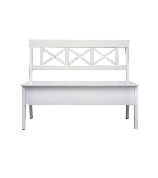 Biała ławka Do Przedpokoju Lub Kuchni Beti W Stylu