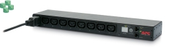 AP7921B Rack PDU, Switched, 1U, 16A, 208/230V, 8 x C13
