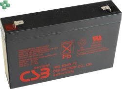 Akumulator CSB HRL634WF2 12V/9Ah