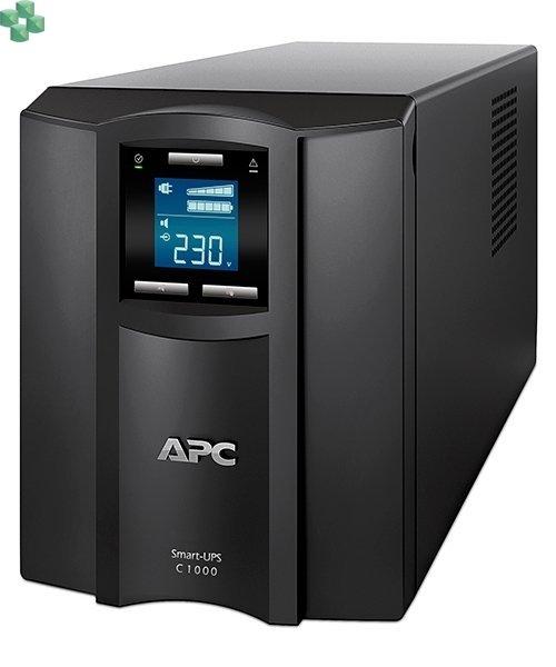 SMC1000I APC Smart-UPS C 1000VA/600W LCD 230V