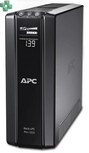 BR1500G-FR APC Power Saving Back-UPS Pro 1500VA/865W, 230V, CEE 7/5