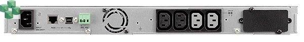 5P850iR UPS Eaton 5P 850VA Rack 1U