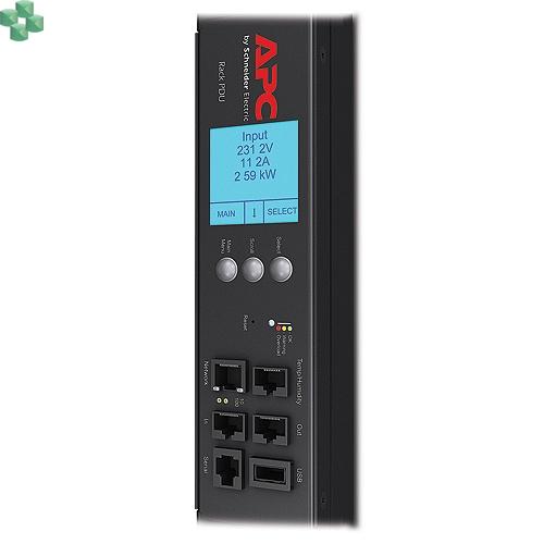 Rack PDU 2G, Switched, ZeroU, 11kW, 230V, (21) C13 & (3) C19