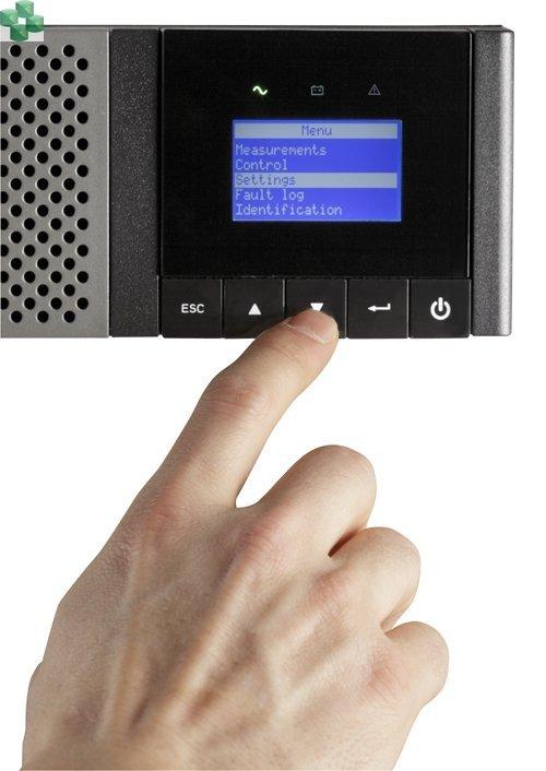 5PX1500iRTN Zasilacz awaryjny Eaton 5PX 1500i RT2U Netpack (z kartą sieciową)