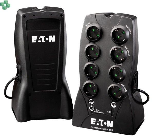 61081 Eaton Protection Station 800 USB FR
