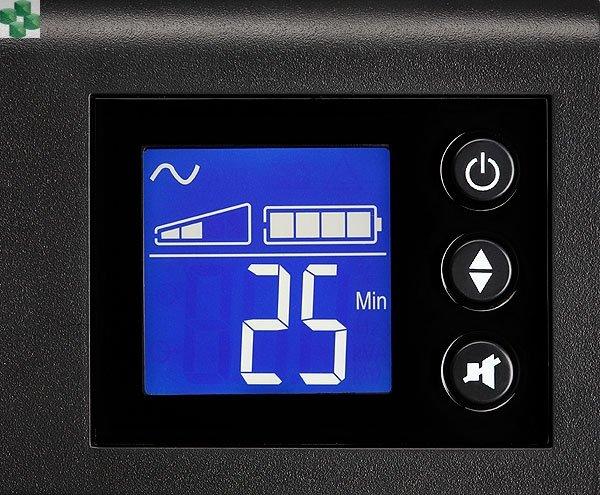 5SC1500IR Eaton 5SC 1500 VA Do szaf rackowych 2U (1500VA/ 1050W) - Line Interactive