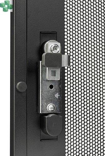 AR2401 NetShelter SV 42U 600mm Wide x 1060mm Deep Enclosure no Sides Black