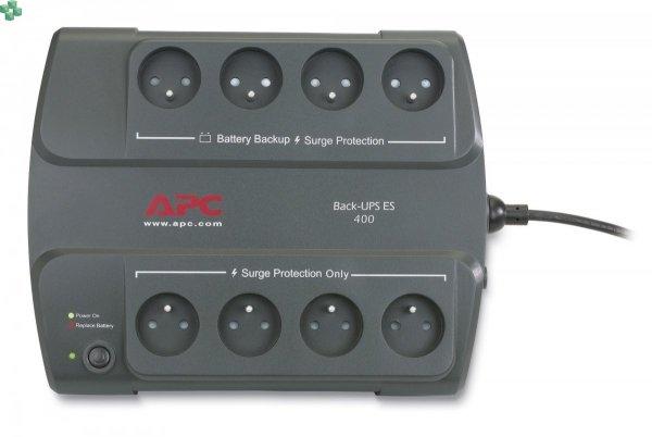 BE400-CP APC Back-UPS ES 400VA 230V Czech & Poland