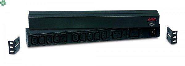 AP9559 Rack PDU,Basic, 1U, 16A,208&230V, (10)C13 & (2)C19