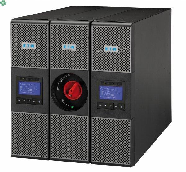 9PXM16KiRTN Zasilacz UPS Eaton 9PX 16Ki 8Ki Redundant RT9U Netpack (2 x 8 kVA, 15U)