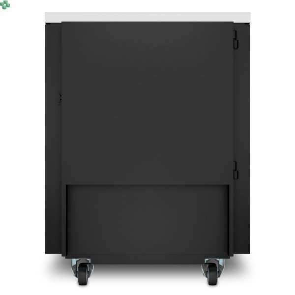 AR4018IX432 Wyciszona meblowa szafa serwerowa - NetShelter CX 18U, wykończenie białe