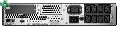 SMT2200RMI2U APC Smart-UPS 2200VA/1980W RM 2U LCD 230V Line Interactive
