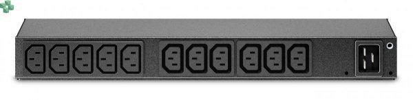 AP6020A Rack PDU, Basic, 0U/1U, 100-240V/20A, 220-240V/16A, (13) C13