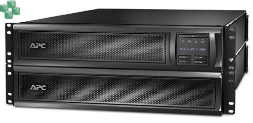 APC Smart-UPS X 3000VA / 2700W Rack/Tower LCD 200-240V Line Interactive
