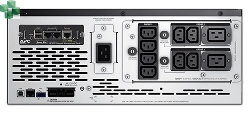 SMX3000HVNC APC Smart-UPS X 3000VA/2700W Rack/Tower LCD 230V Line Interactive + karta sieciowa AP9631