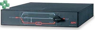 SBP3000 Panel obejścia serwisowego APC Service Bypass Panel - 100-240V; 30A; BBM; zaciski na wejściu i wyjściu.