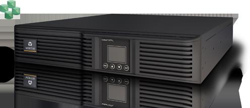 GXT4-2000RT230E Zasilacz UPS Liebert GXT4 2000VA (1800W) 230V Rack/Tower UPS E Model