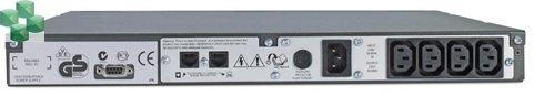 SC450RMI1U APC Smart-UPS SC 450VA/280W 230V - 1U Rackmount/Tower