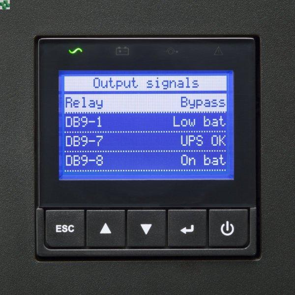 9PX5KIRTN Eaton 9PX 5000i RT3U Netpack (karta sieciowa w zestawie)