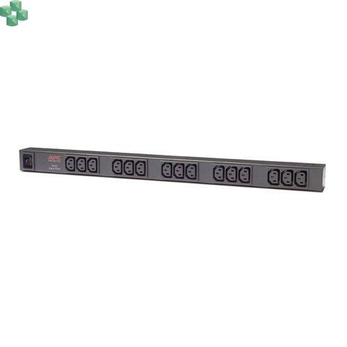 AP9572 Rack PDU, Basic, Zero U, 16A, 208/230V, (15) C13